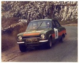 The 1977 Cambrian Rally